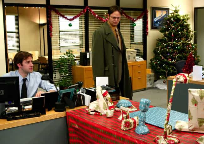 Moroccan Christmas is listed (or ranked) 2 on the list The Best Christmas Episodes On 'The Office'