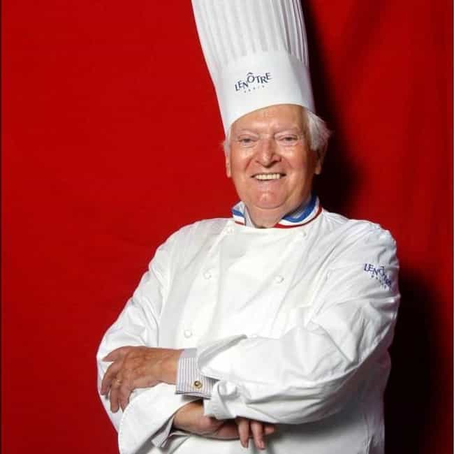 Gaston Lenôtre is listed (or ranked) 3 on the list Famous Male Pastry Chefs