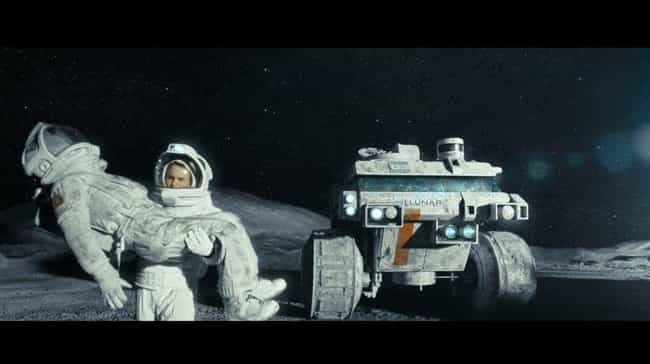 Moon is listed (or ranked) 1 on the list The 14 Most Scientifically Accurate Sci-Fi Movies
