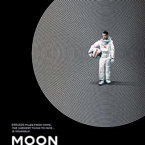 Moon is listed (or ranked) 19 on the list The Best Space Movies