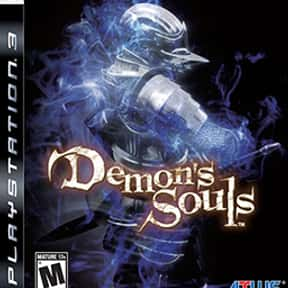 Demon's Souls is listed (or ranked) 15 on the list The Best PS3 Survival Horror Games
