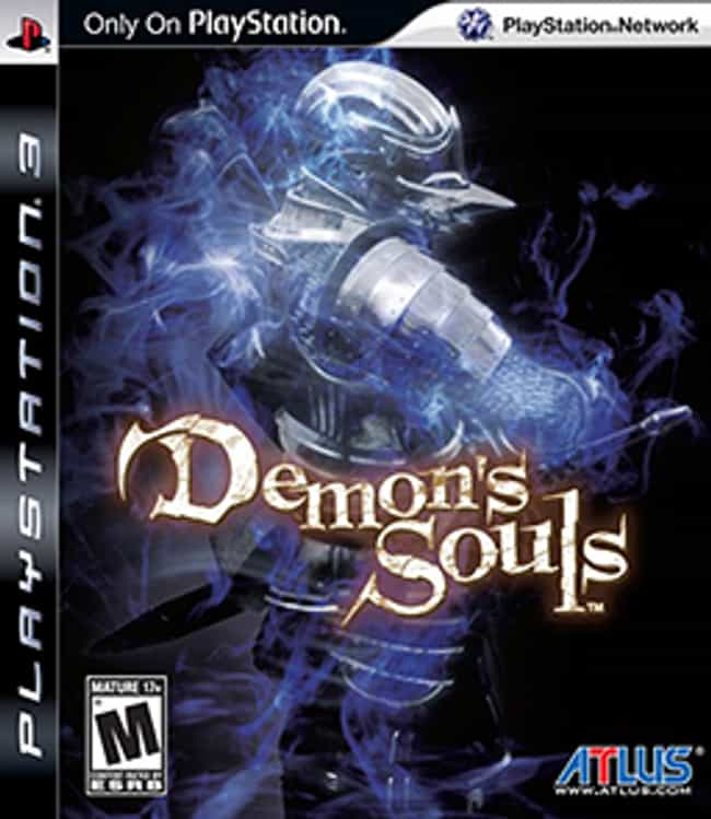 Demon's Souls is listed (or ranked) 1 on the list The Top 10 JRPG'S For The Playstation 3