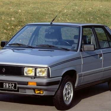 1983 AMC Alliance is listed (or ranked) 1 on the list List of All Cars Made in 1983
