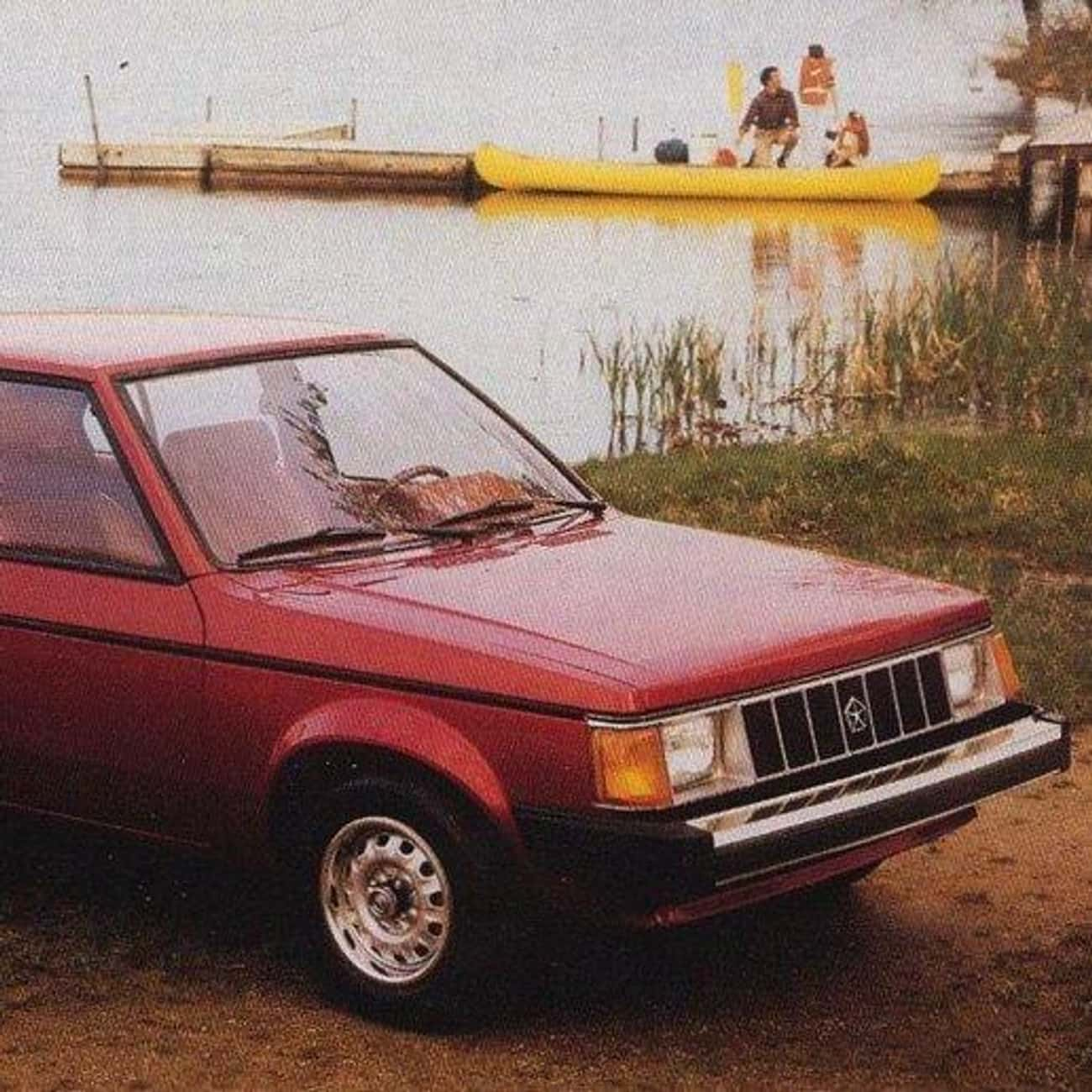 1978 Plymouth Horizon is listed (or ranked) 2 on the list List of Popular Hatchbacks