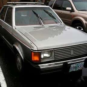 1978 Dodge Omni is listed (or ranked) 1 on the list List of Popular Hatchbacks