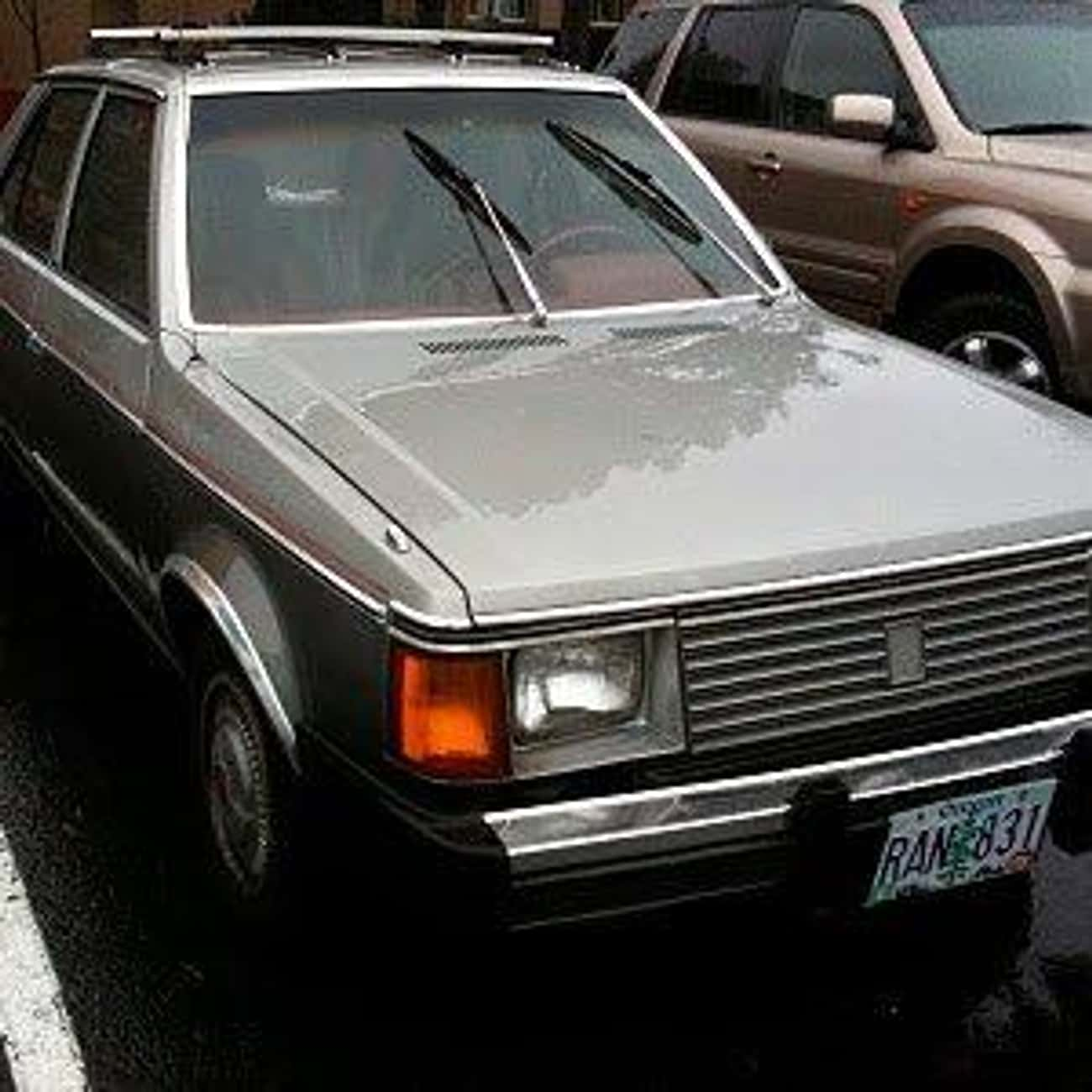 1978 Dodge Omni is listed (or ranked) 1 on the list List of Popular Hatchbacks