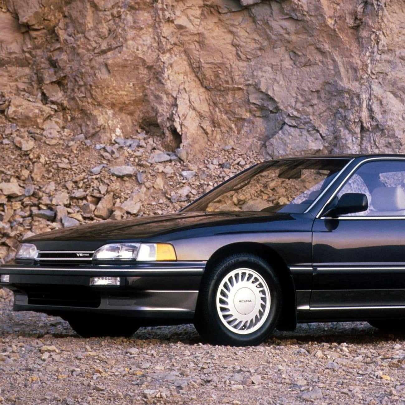1987 Acura Legend Coupe