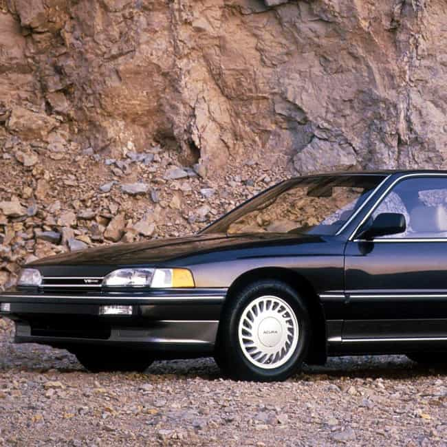 1987 Acura Legend Coupe ... is listed (or ranked) 1 on the list List of All Cars Made in 1987