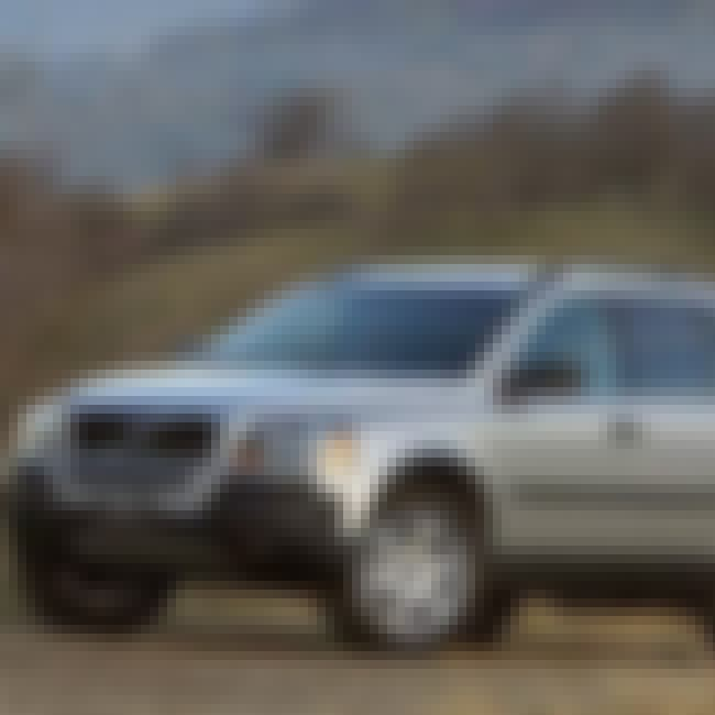 2003 Volvo XC90 is listed (or ranked) 3 on the list The Best Volvo XC90s of All Time