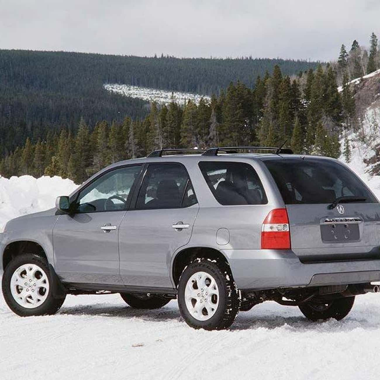 2001 Acura MDX is listed (or ranked) 1 on the list List of All Cars Made in 2001