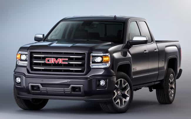 GMC Sierra is listed (or ranked) 2 on the list The Most Popular Cars for Men