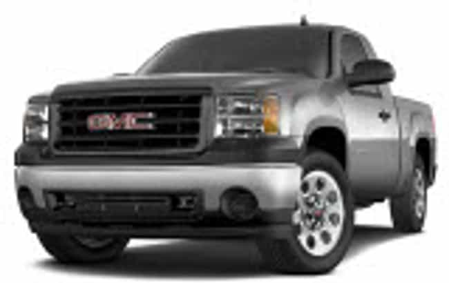 GMC Sierra is listed (or ranked) 4 on the list Full List of GMC Models