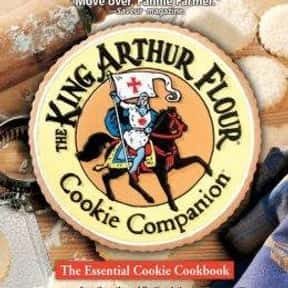 The King Arthur Flour Cookie C is listed (or ranked) 22 on the list The Most Must-Have Cookbooks