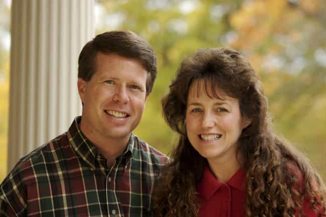 Michelle Duggar is listed (or ranked) 6 on the list 9 Famous Parents with Two Sets of Twins