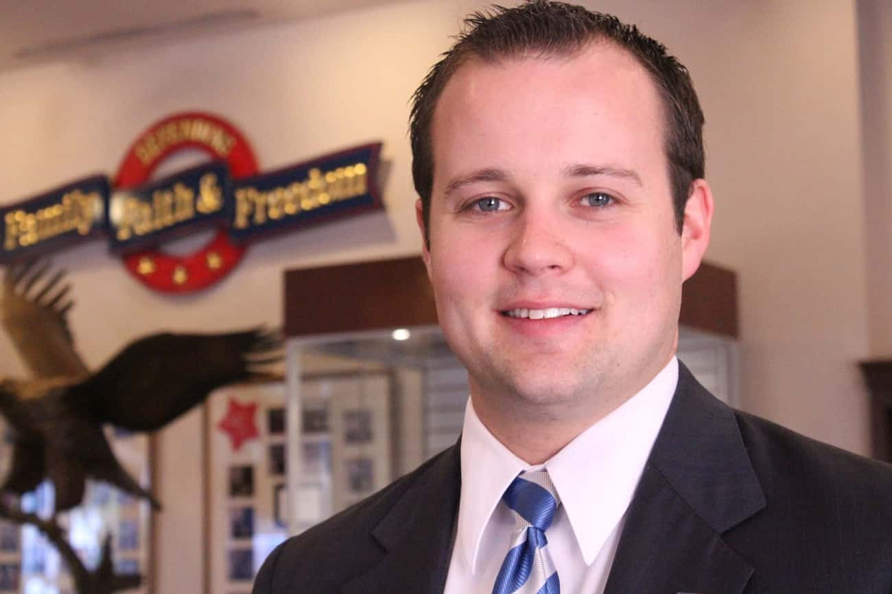 Josh Duggar Outed on Ashley Ma is listed (or ranked) 1 on the list Celebrity Scandals 2015