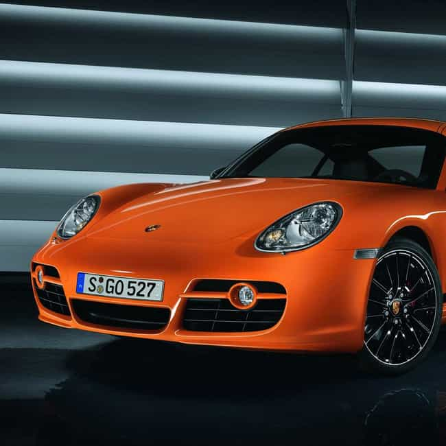 2009 Porsche Cayman is listed (or ranked) 2 on the list The Best Porsche Caymans of All Time