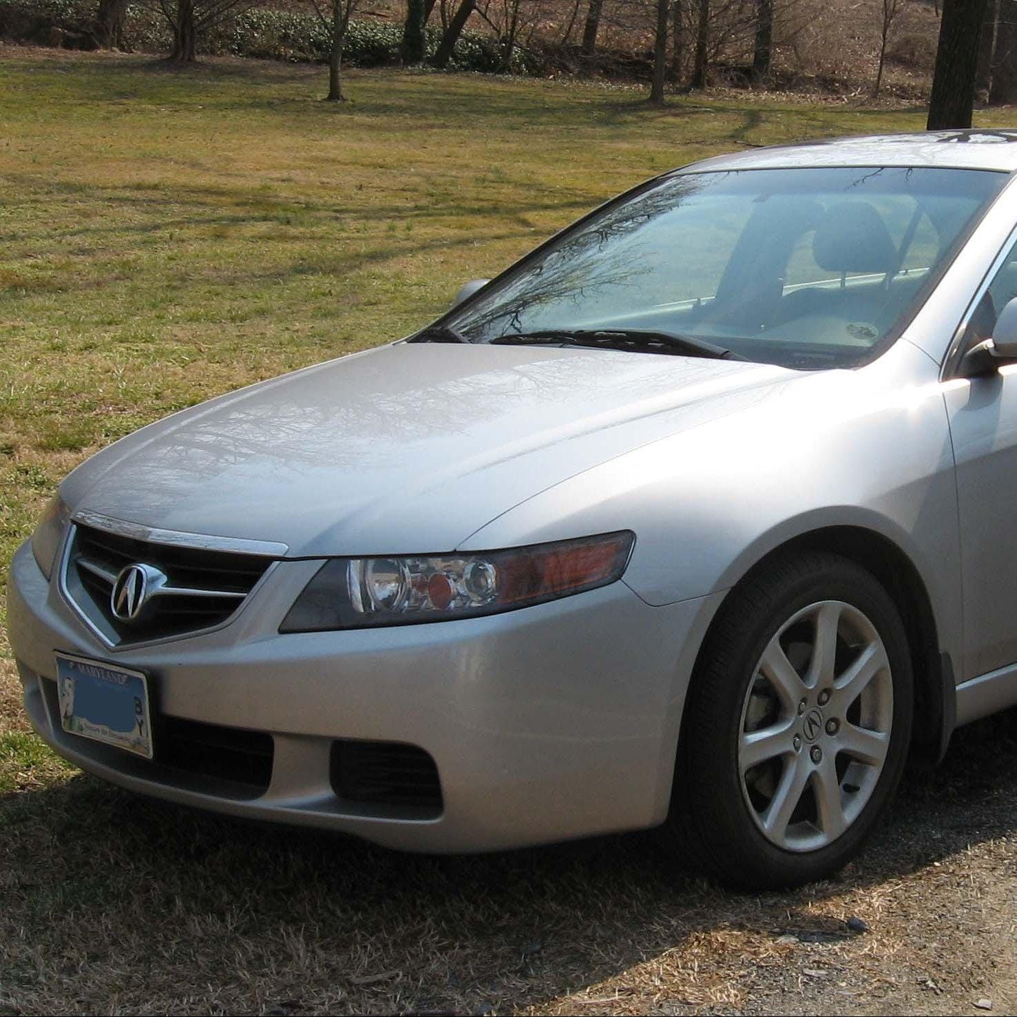 2005 Acura TSX Rankings & Opinions