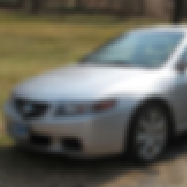 2005 Acura TSX is listed (or ranked) 2 on the list List of All Cars Made in 2005