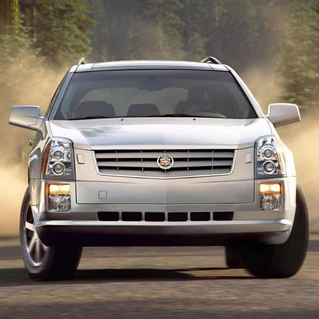 2005 Cadillac SRX is listed (or ranked) 4 on the list The Best Cadillac SRXs of All Time