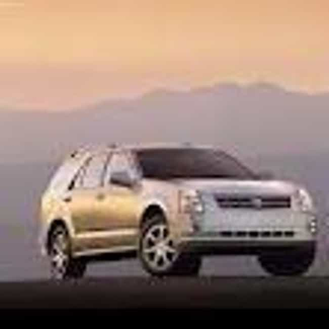 2004 Cadillac SRX is listed (or ranked) 1 on the list The Best Cadillac SRXs of All Time