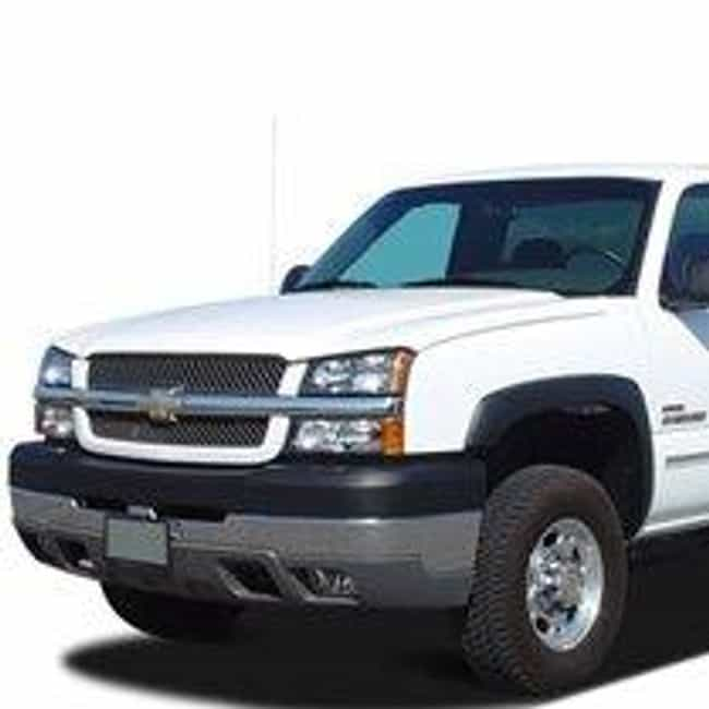 2003 Chevrolet Silverado... is listed (or ranked) 3 on the list The Best Chevrolet Silverados of All Time