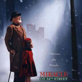Miracle on 34th Street is listed (or ranked) 17 on the list The Most Inspirational Movies Ever