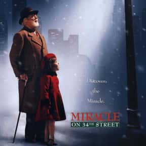 Miracle on 34th Street is listed (or ranked) 24 on the list The Best Christmas Movies of All Time