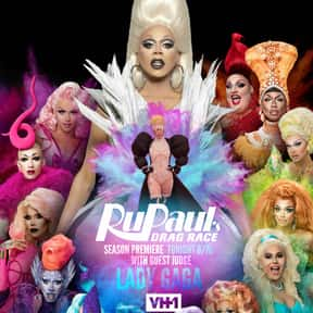 RuPaul's Drag Race is listed (or ranked) 9 on the list The Best Reality Shows Currently on TV