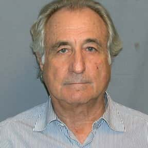 Bernie Madoff is listed (or ranked) 2 on the list Famous University Of Alabama Alumni