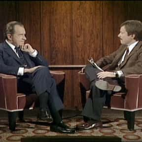 The Nixon Interviews is listed (or ranked) 15 on the list The Best Interview Shows