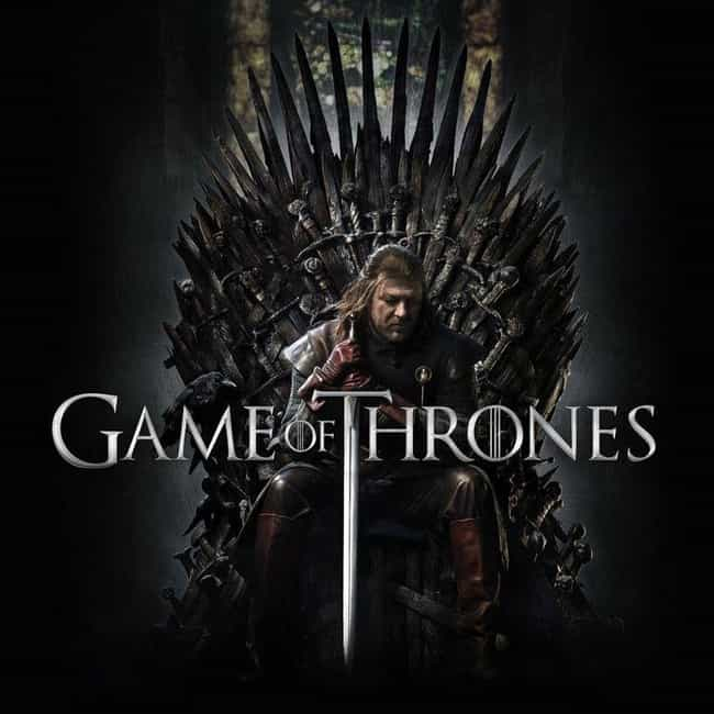 Game of Thrones is listed (or ranked) 4 on the list The Best Adventure Shows & Movies, Ranked