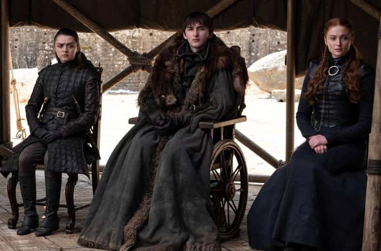The 'Game of Thrones' Series Finale