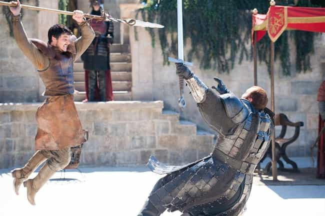 Game of Thrones is listed (or ranked) 6 on the list TV Shows with the Best Episode Names