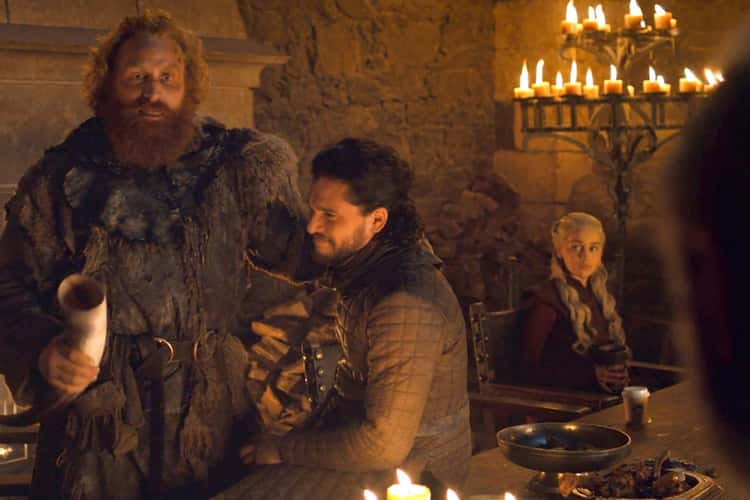 The Coffee Cup In 'Game Of Thrones'