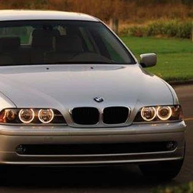 2002 BMW 5-Series is listed (or ranked) 1 on the list The Best BMW 5 Series of All Time