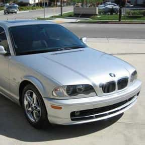 2000 BMW 3-Series is listed (or ranked) 7 on the list The Best Sedans of All Time
