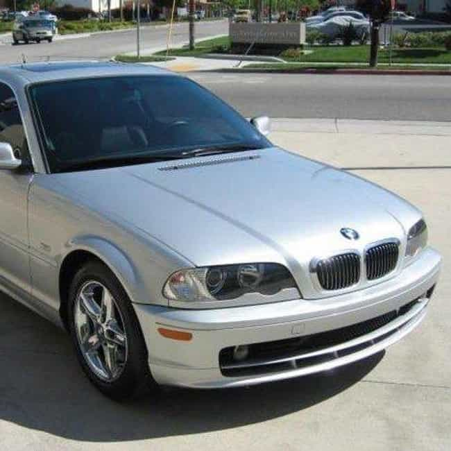 2000 BMW 3-Series is listed (or ranked) 3 on the list The Best BMW 3 Series of All Time