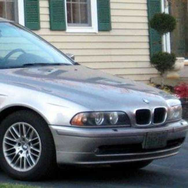 2000 BMW 5-Series is listed (or ranked) 3 on the list The Best BMW 5 Series of All Time