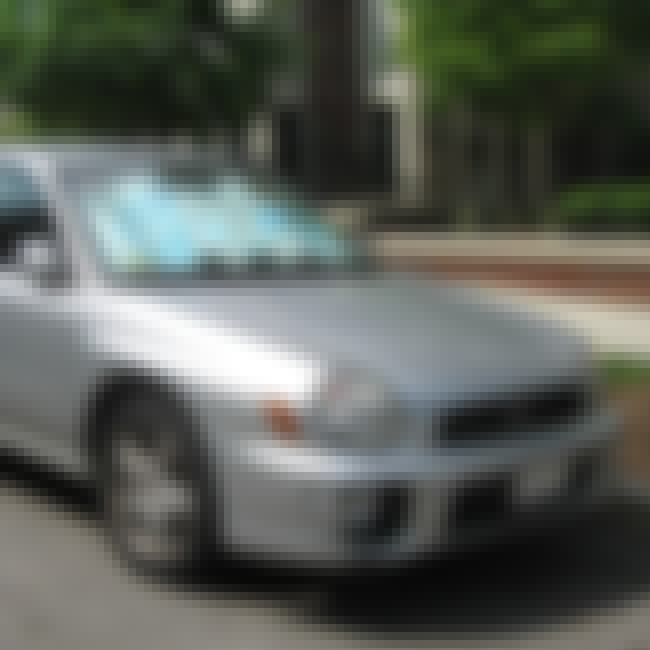 2002 Subaru Impreza is listed (or ranked) 3 on the list The Best Subaru Imprezas of All Time
