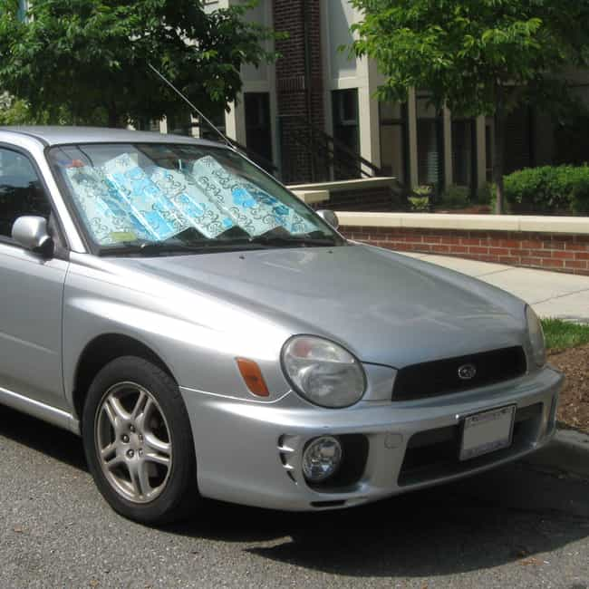 2002 Subaru Impreza is listed (or ranked) 1 on the list The Best Subaru Imprezas of All Time