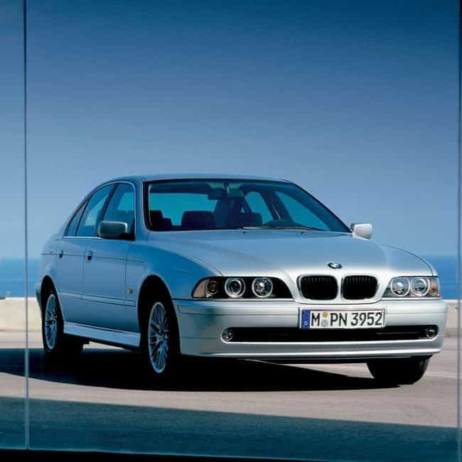 2001 BMW 5-Series is listed (or ranked) 4 on the list The Best BMW 5 Series of All Time