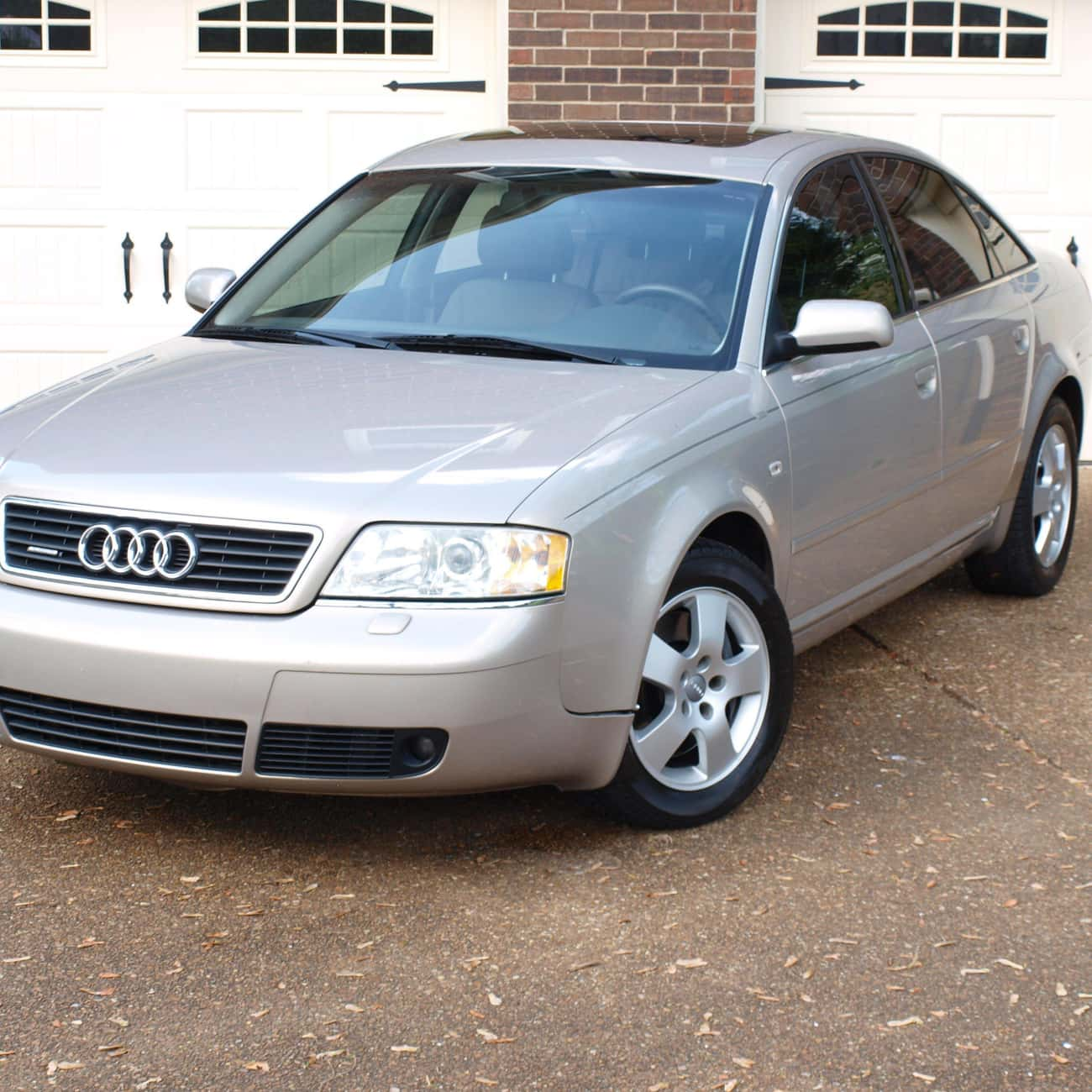 2001 Audi A6 is listed (or ranked) 4 on the list List of All Cars Made in 2001