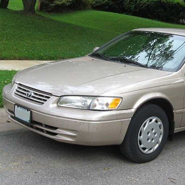 1997 Toyota Camry is listed (or ranked) 3 on the list The Best Toyota Camrys of All Time