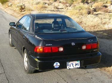 1995 Acura Integra is listed (or ranked) 2 on the list List of All Cars Made in 1995