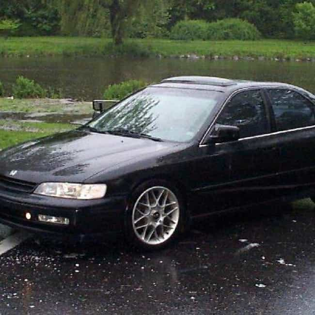 1995 Honda Accord is listed (or ranked) 3 on the list The Best Honda Accords of All Time