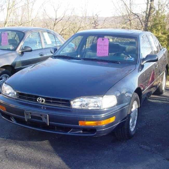 1993 Toyota Camry is listed (or ranked) 4 on the list The Best Toyota Camrys of All Time