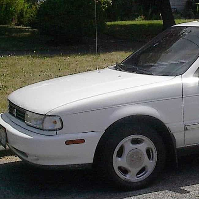 1992 Nissan Sentra is listed (or ranked) 2 on the list The Best Nissan Sentras of All Time