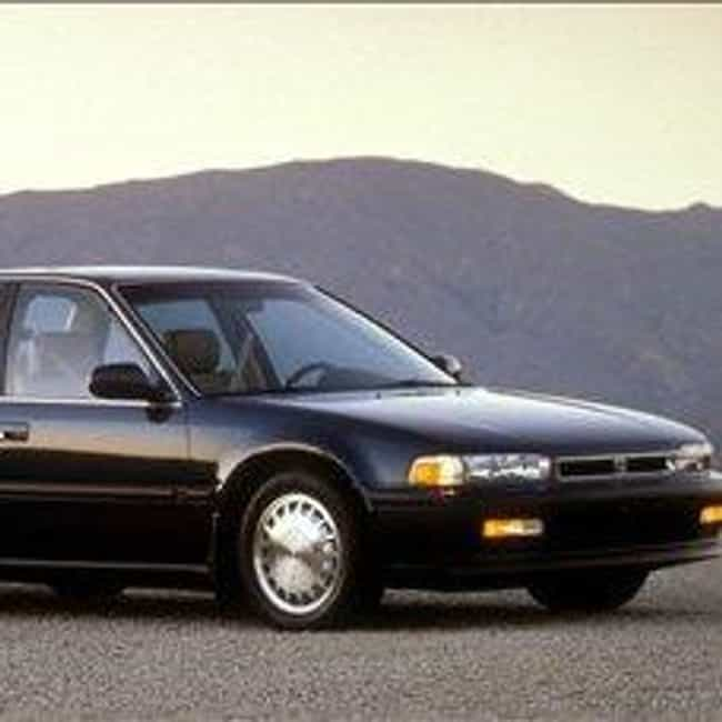 1991 Honda Accord Is Listed Or Ranked 1 On The List Best
