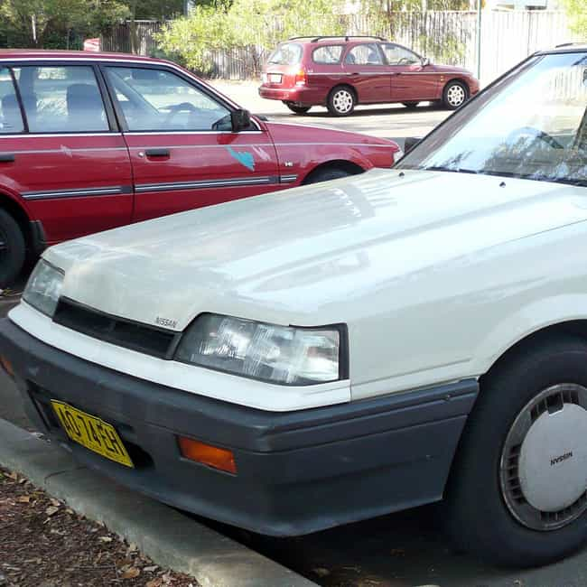 1990 Nissan Maxima is listed (or ranked) 4 on the list The Best Nissan Maximas of All Time