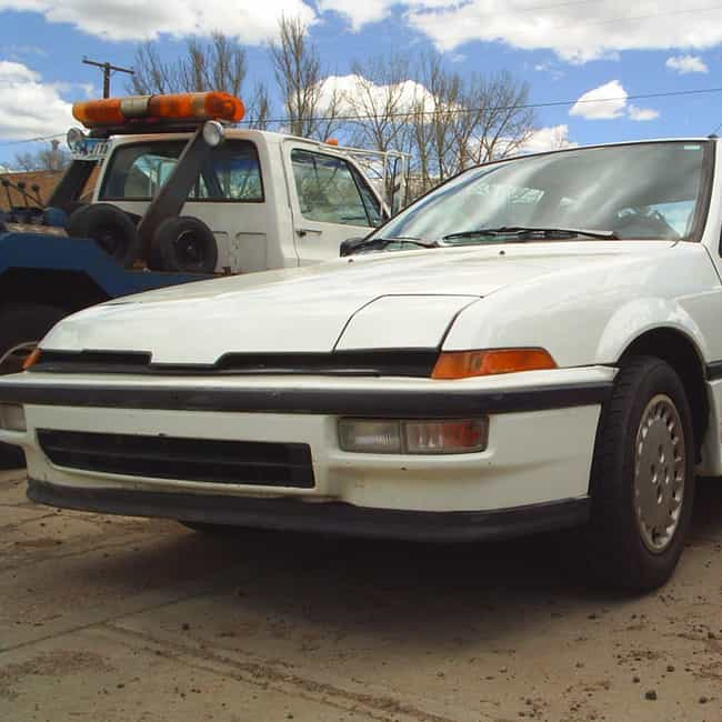 1988 Acura Integra is listed (or ranked) 2 on the list List of All Cars Made in 1988